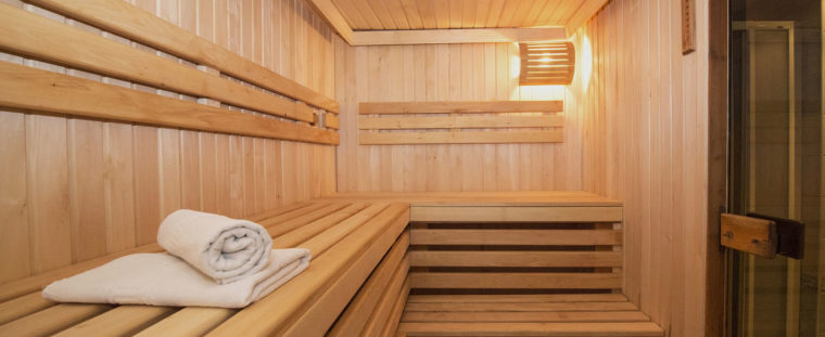 Sauna Morbihan